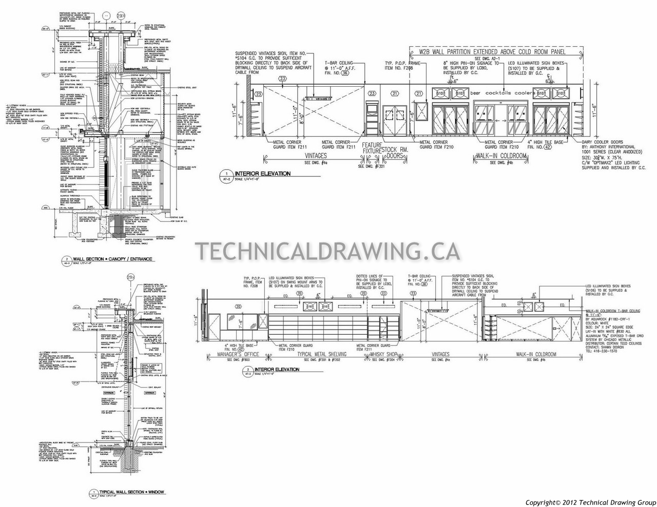 Shop Drawings Hvac Drawing Company By Local Gta Professional